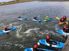 Sit on Top Kayaking