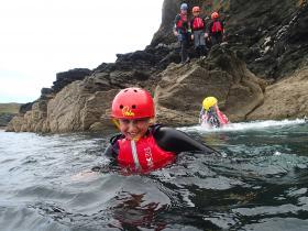 Coasteering / Cliff Jumping for Schools