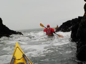 Improve Sea Kayaking Anglesey