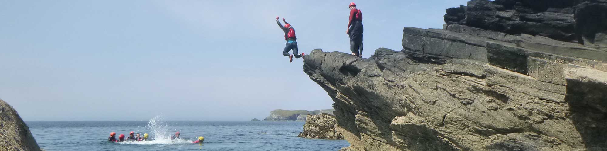 Anglesey Pursuits Jump